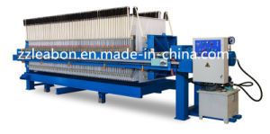 High Pressure Filter Press with Automatic Varicose pictures & photos