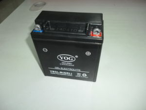 Motorcycle Free Maintenance Gel Battery Motocicleta Libre Mantenimiento Bateria pictures & photos