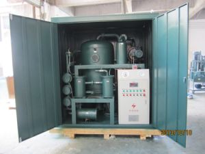Zyd-50 High Efficiency Vacuum Transformer Oil Purification System Machine pictures & photos