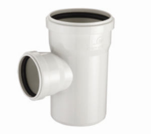 PVC-U Pipe &Fittings for Water Drainage Reducing Tee with Socket (C70) pictures & photos