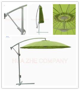 Hz-Um67 300-24/18-48mm Fiber Glass Hanging Umbrella 10ft Fiber Glass Parasol with Crank-Garden Parasol Banana Umbrella Outdoor Umbrella Garden Umbrella pictures & photos