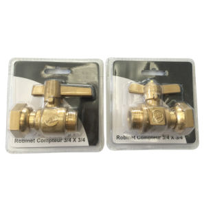 Brass Ball Valve for Taps (TP-5050) pictures & photos