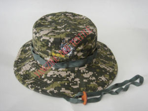 Forest Camouflage Big Fish Hat/Bucket Hat/Sun Hat pictures & photos