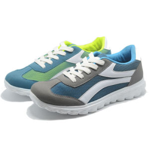 Women Hot Sell Footwear Sport Shoes TPR Outsolo pictures & photos