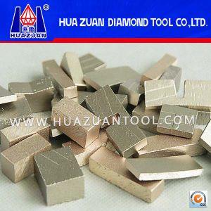 Sharpness Cheape Diamond Segment (HZ349) pictures & photos