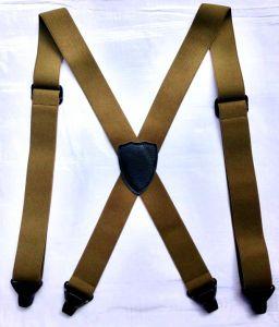 Airport Friendly Suspenders, Sports Suspenders, No-Metal Braces