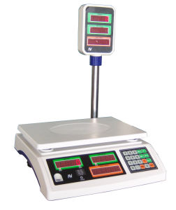 Electronic Price Computing Scale of 30kg (SPE) pictures & photos