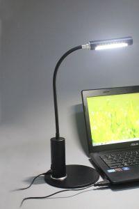 Metal USB Mntal LED Desk Lamp