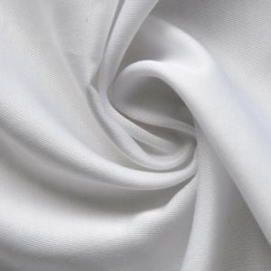 Woven Polyester Cotton CVC Twill Fabric for Shirt pictures & photos
