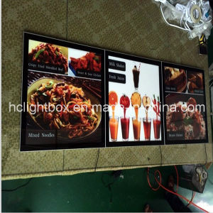 Aluminum LED Light Box and Frame for Picture pictures & photos