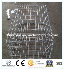 Galvanized Welded Gabion Baskets /Welded Wire Mesh Gabion pictures & photos
