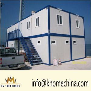 20FT/40FT Container Flat Prefab Homes Australia Style Modular Prefab Houses pictures & photos