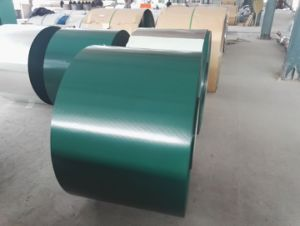 Ral Color 0.14-0.8mm Dx51d PPGI Pre-Painted Steel Coil for Construction pictures & photos