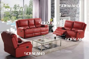 Leather Sofa 769# pictures & photos