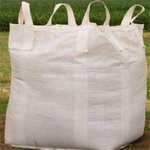1500kg White PP Woven Bag FIBC pictures & photos