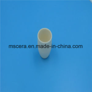 High Purity Cylindrical or Conical Al2O3 Ceramic Corundum Alumina Crucible pictures & photos