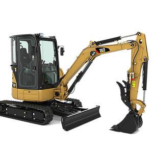 Hot Remote Control Excavator Mini Excavator with New Excavator Price