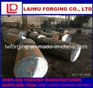 Steel Ingot Rough Casting Raw Material Carbon and Alloy Steel pictures & photos