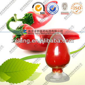 Natural Red Colorant 100, 000cu Paprika Oleoresin pictures & photos