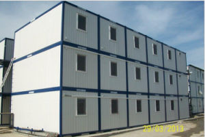 3 Stories Container House Buildings pictures & photos