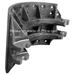 Auto Parts Casting Iron Truck Trailer Brake Shoe
