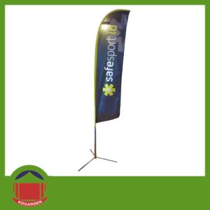 Flying Advertising Grass Flag/Feather Flag/Banner pictures & photos