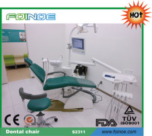 S2311 CE Approved Hot Selling Types of Dental Chair pictures & photos