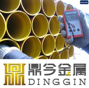 Sml Pipe/En877 Pipe/Epoxy Coated Cast Iron Pipe pictures & photos