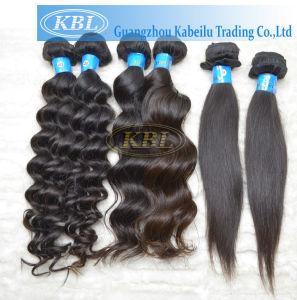 Wholesale Hair Weaves Bundles Peruvian and Brazilian Human Hair pictures & photos