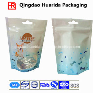 Pet Food Plastic Package Dog Food Stand up Zipper Bag pictures & photos