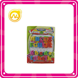 Initiation Magnetic Plastic Letter and Number Children Toys pictures & photos