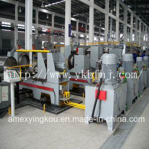 10PCS/Min Automatic Steel Cylinder Drum Production Line Amex High Speed pictures & photos