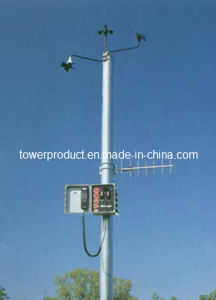 Wind Measuring Pole (MGW-WE007) pictures & photos