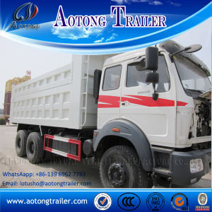 2017 Sinotruk HOWO Tipper 6X4 Dump Tipper Truck Tractor for Sale pictures & photos