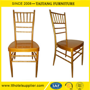 Factory Price Gold Wedding Tiffany Chair Chiavari Wholesale pictures & photos