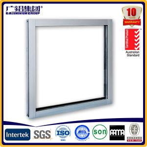 Big Size Fixed Glass Aluminium Windows pictures & photos