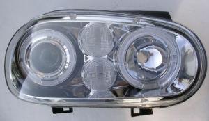 V. W. Golf Iv 98′ Head Lamp, Auto Lamp, Auto Light