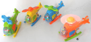 Light Helicopter Toy Candy (131015) pictures & photos