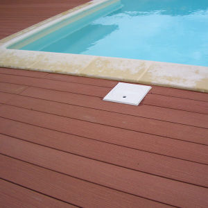 Waterproof Swimming Pool Wood Decking Flooring pictures & photos
