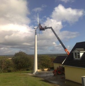 30kw Horizontal Wind Turbine pictures & photos