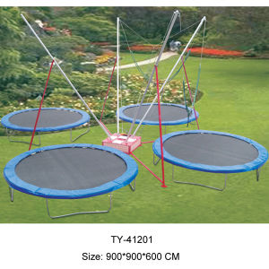 High Quality Bungee Trampoline (TY-41201) pictures & photos