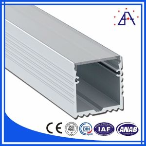 Brilliance Extruded Aluminum Tubing for Construction- (BZ-094) pictures & photos