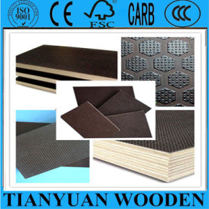 Hot-Sale Antislip Film Faced Plywood 18mm pictures & photos