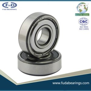 6201&6202 a pair black sealed chrome steel deep groove ball bearing for ceiling fan pictures & photos