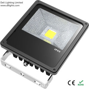 Super Slim Dimmable 85-265V30W LED Flood Light