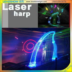 5W Green Color Laser Lighting Equipment