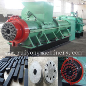 High Output Coal Rod Extrusion Machine/ Screw Extrusion Machine pictures & photos