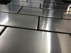 High Class Metal Mosaic Tile 2015 pictures & photos
