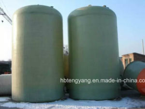 Lowes Hebei Fiberglass Water FRP GRP Tank for Sale pictures & photos