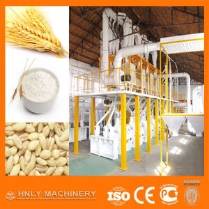 100t/24h Fully Automatic Steel Structure Wheat Flour Milling Machine pictures & photos